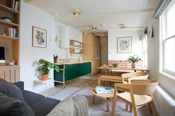 Micro living doesn't have to feel cramped