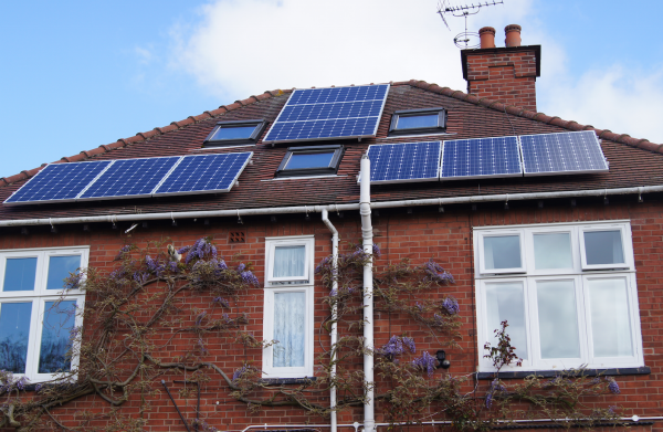 We are becoming familiar with solar panels