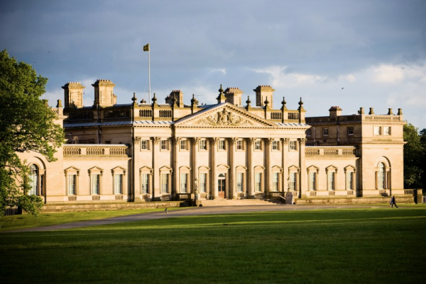 Harewood House has many Chippendale pieces