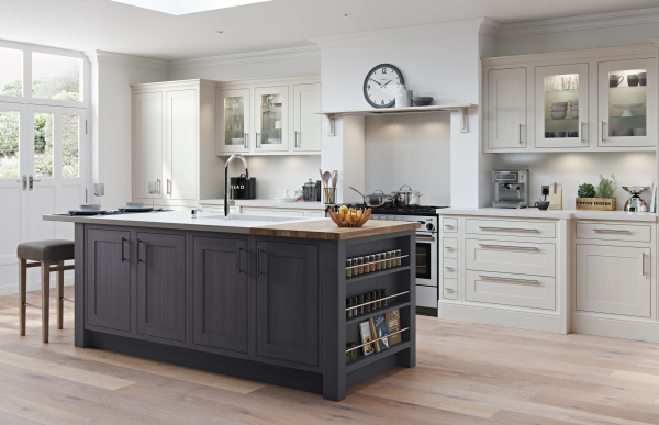 Shaker kitchen, Mereway Kitchens Ltd